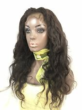 """22"""" Body Wavy FULL 360 LACE WIG,180% Density, Adjustable straps,100% Human Hair"""
