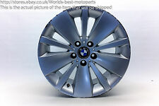 "BMW E65 E66 730d FL (2) 7 SERIES 18"" DOUBLE SPOKE 174 ALLOY WHEEL #3"