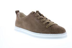 Camper Runner Four K100226-014 Mens Brown Suede Euro Sneakers Shoes 7