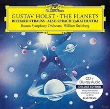 Holst The Planets / R. Strauss Also Sprach Zarathustra Audio CD