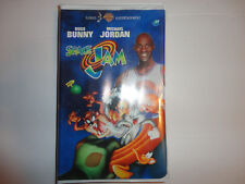 SPACE JAM (VHS, 1997, Clam Shell) Bugs Bunny, MICHAEL JORDAN Warner Brothers