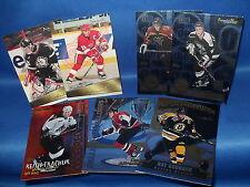 1999-00 TOPPS HOCKEY - PREMIER PLUS CHASE INSERTS (7) NHL CARDS ! STEVE YZERMAN