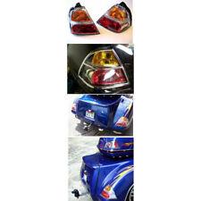 Clear Saddlebag Brake Light in Chrome House For Honda Goldwing GL1800