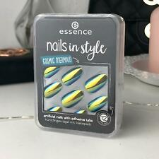 Essence Nails in Style Artificial Nails With Adhesive Tabs Cosmic Mermaid N° 07