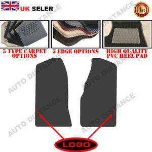 Tailored Carpet Car Mats With Heel Pad FOR MG GHD3 Syncro WITH LOGO 2020