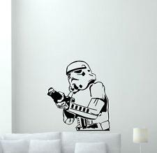 Stormtrooper Star Wars Wall Decal Movie Vinyl Sticker Decor Poster Art 226zzz