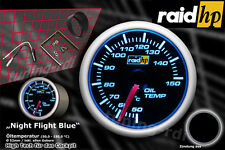 Raid Nightflight Blue Öltemperatur Zusatzinstrument Neu
