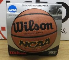 "New Wilson Composite Leather NCAA 28.5"" Intermediate Basketball Youth"