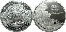KOREA 2012, 50000 50,000 WON, UNESCO SEOKGURAM BULGUKSA SILVER PROOF W/BOX+COIN