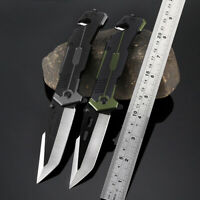Tactical Knife Pocket Folding Blade Open Survival Outdoor Hunting Military