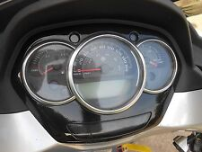 piaggio mp3 lt 300 yourban clocks speedo dails vg m75 2013 ,,,full bike in stock
