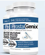 ProstaGenix Multiphase Prostate Support Supplements 2x  (90 Capsules)