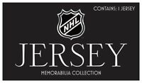 NHL - Jersey Collection - 1 Authenticated Hockey Jersey per box | 4 box pack