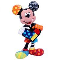 Romero Britto Disney Miniature Mickey Mouse Figurine Mini 6006085 New