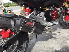 Low Mount Exhaust full system Stainless Honda grom msx125 msx125 sf