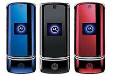 Motorola Krzr K1 Original Unlocked Mobile Phone Bluetooth 2.0MP GSM mobile phone