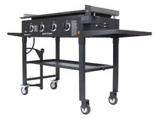 Blackstone Griddle Commercial Grade Propane Outdoor Large Flat Top Grill Portabl