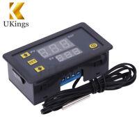 W3230 LCD 12V Digital Thermostat Temperature Controller Meter Regulator 20A