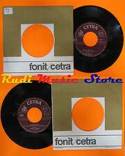LP 45 7'' MILVA Exodus Delirio 1961 italy CETRA SP 1010 cd mc dvd