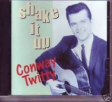 CONWAY TWITTY - Shake it up CD - 32 Songs