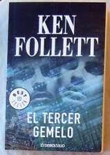 EL TERCER GEMELO - KEN FOLLETT - RANDOM HOUSE MONDADORI. 2007 - VER DESCRIPCIÓN