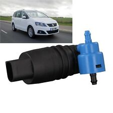 Front & Rear Windscreen Washer Pump SEAT Alhambra 2000 through to 2010