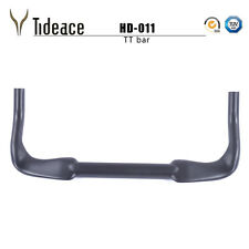 Carbon Fiber TT Handlebar Road Bike Bicycle Racing Bullhorn Bar 31.8mm