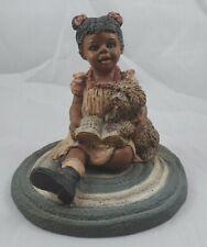 "All Gods Children ""Tiffany"" Martha Holcombe Figurine #129 A3"