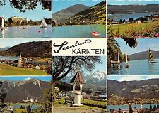 B68307 Austria Karnten Worther See multiviews