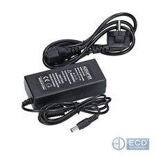 NETZTEIL TRAFO NETZADAPTER 12V 5A 60W RGB LED STRIPE SMD ECD Germany