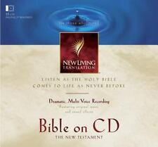 The Bible on Compact Disc New Living Translation NLT New Testament NT