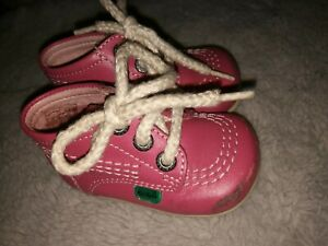 Size 17 Baby Kickers