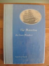 "1969 Wavertree Square Rigged Sailing Ship ""An Ocean Wanderer"" 1907-1908 HC Book"