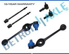 Brand New 6-Pc Complete Front Suspension Kit for Ford Escort Tempo Mercury Topaz