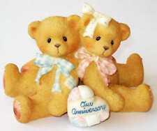 Cherished Teddies - Anniversary Bears Retired New Original Box New - 215880