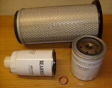 LAND ROVER DISCOVERY 200TDi from JA018273 SERVICE KIT of OIL, AIR & FUEL FILTERS