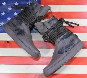Nike Special Field Air Force 1 One SF High Shoe Boot Ridgerock Camo [AA1128-203]