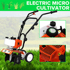52cc Benzin Gartenhacke 2-Takt Motorhacke Ackerfräse Bodenfräse Kultivator Fräse