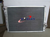 56MM Aluminum Radiator For BMW E46 M3 Z4 E85 E86 330D 328 325 323 320 318i 98-09