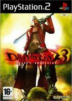 Sony Playstation PS2 Video Game DEVIL MAY CRY 3 (PAL) UK SELLER