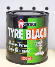 MOTORTECH TYRE BLACK 250ml