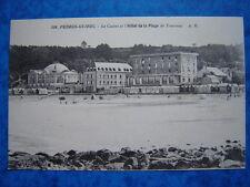 PERROS-GUIRREC  :  L' Hôtel de la Plage.