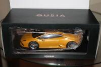 Ousia Lamborghini Huracan LP610-4 Yellow Pearl 1/18 Kyosho car model New