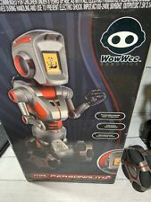 Wowwee Mr. Personality Robot with Remote and Box