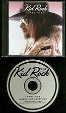 Kid Rock First Kiss Promo CD single