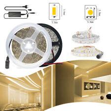 5-30m Warmweiß LED Strip Leiste Streifen Band 5050 5630 SMD Leuchte Lichterkette