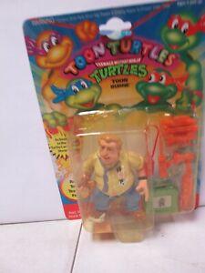 1992 Playmates TMNT Toon Turtles Toon Burne