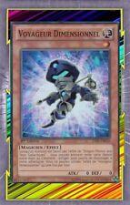 Voyageur Dimensionnel ZTIN-FR010 Lumière Magicien Effet Niveau 1