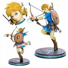 The Legend of Zelda: Breath of the Wild Link Statue