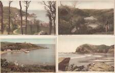 FOUR   X   JERSEY    Postcards  -   Channel Islands ( E14)